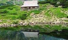 Tomáš Skolek: v zimě se rád ohřeju v horké vodě a pak šup do roháčských kolib