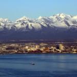 2. Aljaška.