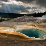 Yellowstone, USA.