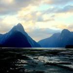 6. Milford Sound, Nový Zéland.