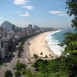5. Brazílie, Jižní Amerika.