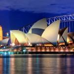 6. Sydney, Austrálie.