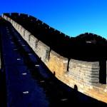 Velká Čínská zeď, Čína.
