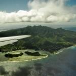 Rarotonga, Tichomoří.