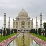 Tádž Mahal, Indie.