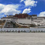14. Lhasa, Tibet.