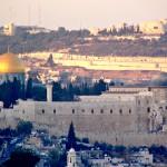 Jeruzalém, Izrael.