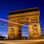 1. Paříž, Francie.