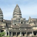 13. Angkor Vat, Kambodža.