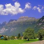 1. Švýcarsko.