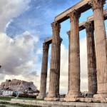 3. Atény, Řecko.