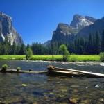 4. Národní park, Kalifornie, USA.