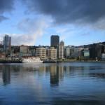11. Wellington, Nový Zéland.