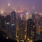 13. Hong Kong, Čína.