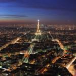 10. Paříž, Francie.