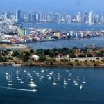 4. Panama, Jižní a Střední Amerika.