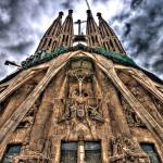 8. Sagrada Familia, Barcelona.