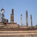 6. Sukhothai, Thajsko.