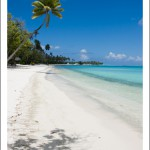 4. Moorea, Francouzská Polynésie.