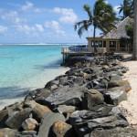 8. Rarotonga, Cookovy ostrovy.