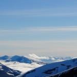 2. Špicberky, Severní ledový ocean.