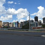 8. Johannesburg.
