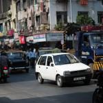 2. Bombaj, Indie.