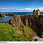 11. Hrad Dunnotar, Skotsko.