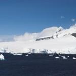 3. Peninsula, Antarktida.